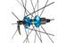 Mavic Ksyrium Elite - Ruedas - 25 Shimano M10 azul/negro